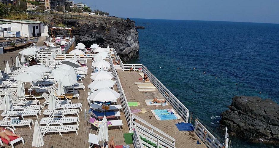 La Stanza Blu Terrazza Con Spa Bed Breakfast Catania
